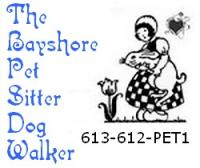 Pet Sitter dog walker available in Ottawa Ontario