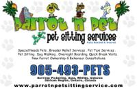 Ontario Pet Sitting Service
